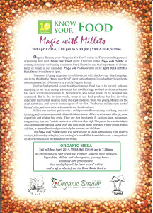 Magic with Millets