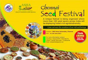 Chennai Seed Festival